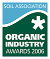 organic industry awards finalist