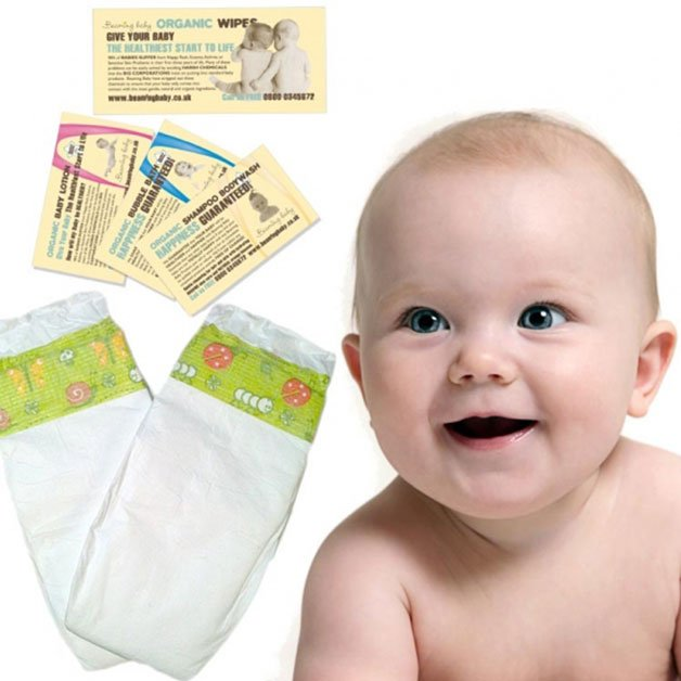FREE Nappy Trial Packs