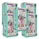 Bambo Nature Trainer Pants XXL (Size 6) 90 Pull-up Nappies (Case of 5) - Bulk Buy and SAVE!