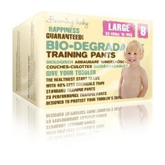 The msot Biodegradable Training Pant you can buy - Large and X-Large Training Pants Samples