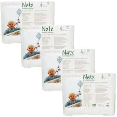 2 Nappies Bambo Trial Pack XL Pull-ups 18+ kg, 40+ lb
