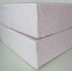 Organic Cotton Fitted Sheet for Baby