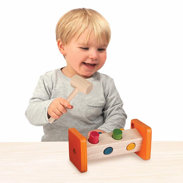 Wooden Baby Toys